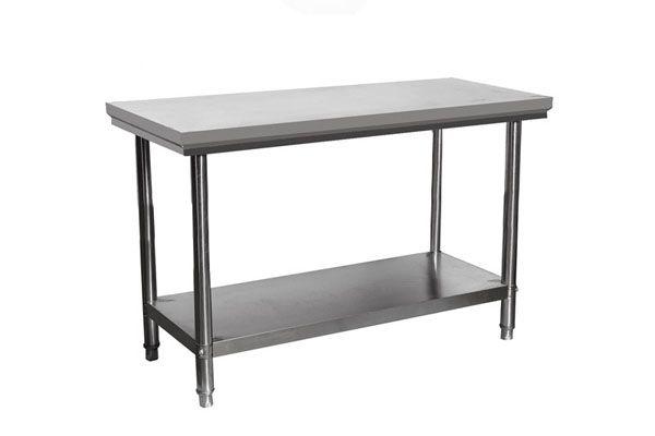 -50% на столы, стеллажи для кухни фаст-фуда, кафе, ресторана