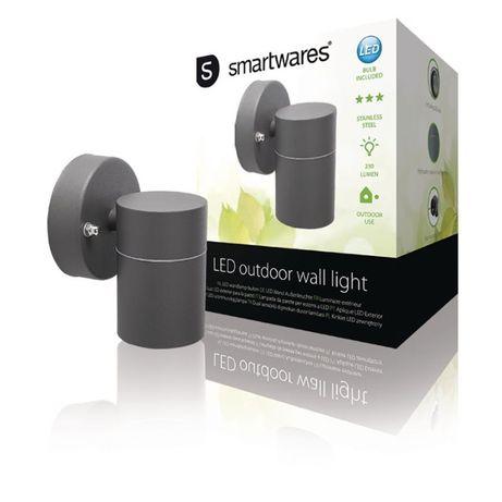 Външна стенна лампа Smartwares LED 230 lumen