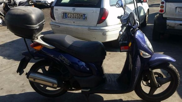 Мотоциклет,скутер Малагути ЧАК МАСТЕР 150- Malaguti Ciak Master 150