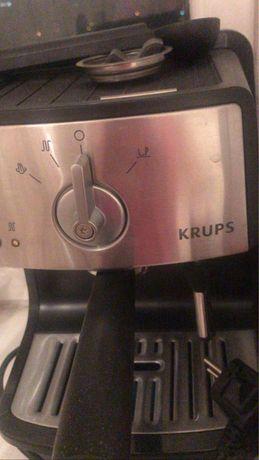 Krups кофемашинка срочно