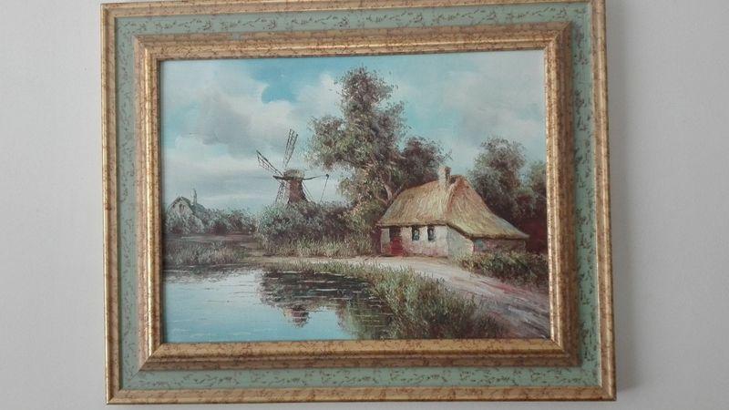 Стари картини гр. Кубрат - image 1