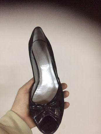 Pantofi nero giardini
