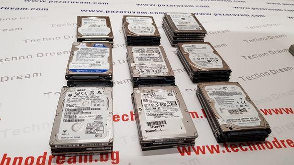 """Твърд диск 320GB 2,5"""" Hard Disk HDD тествани с гаранция !"""