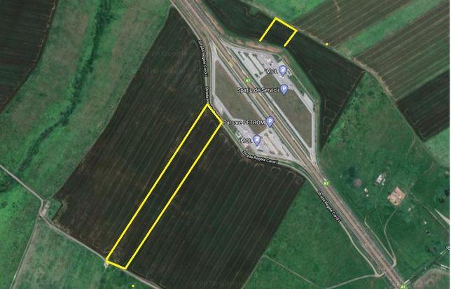 Teren Autostrada-Parcare A1 Giarmata