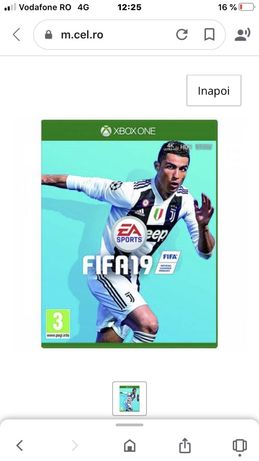 FIFA 19 Xbox One sigilat