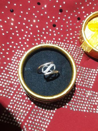 Золотое кольцо Россия 585 проба