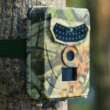 Фото видео ловушка. Камера Фотоловушка PR100 для охоты видеонаблюдения