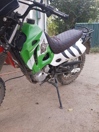 Продам продам двухколёсный горный мотоцикл срочно