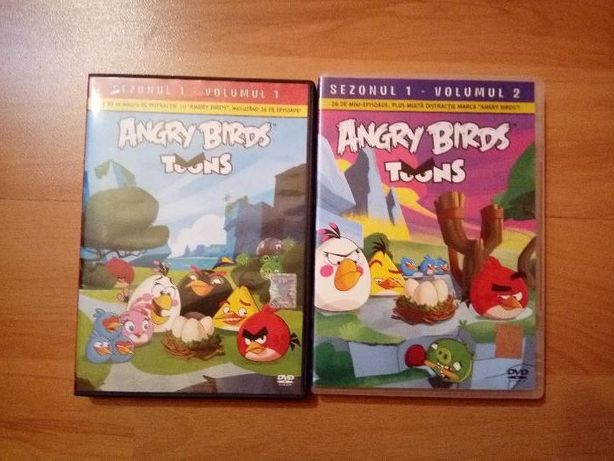 dvd angry birds