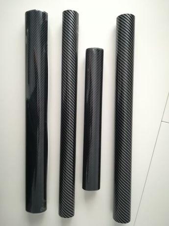 Folie autocolant carbon 5D, dimensiune 35x150cm/50x150 cm /50x200cm