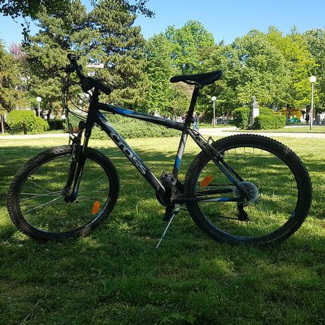 """Планински велосипед Cross Romero 26"""" (Черен)"""