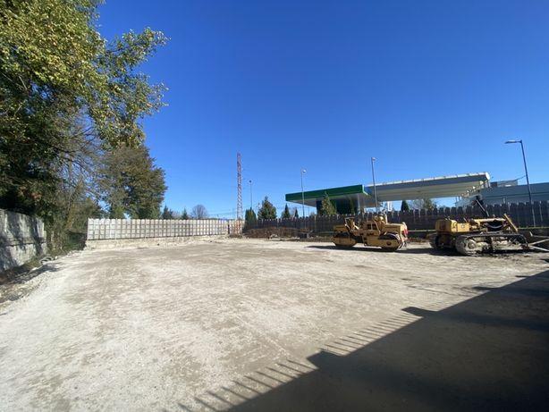 Constructii Amenajari parcari sapaturi fundatii piconari drumuri