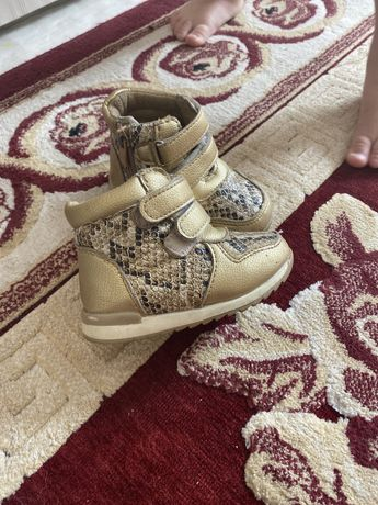 Обувь для девочек Осень Весна