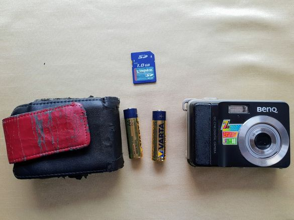 Дигитален фотоапарат Benq