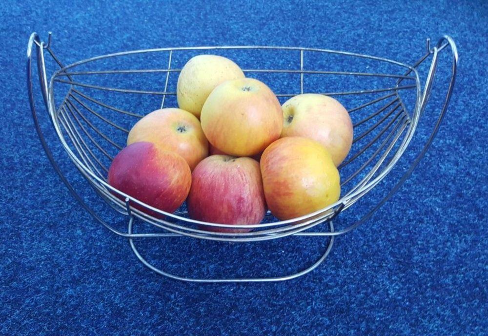 Coş inox pentru fructe Bacau - imagine 1