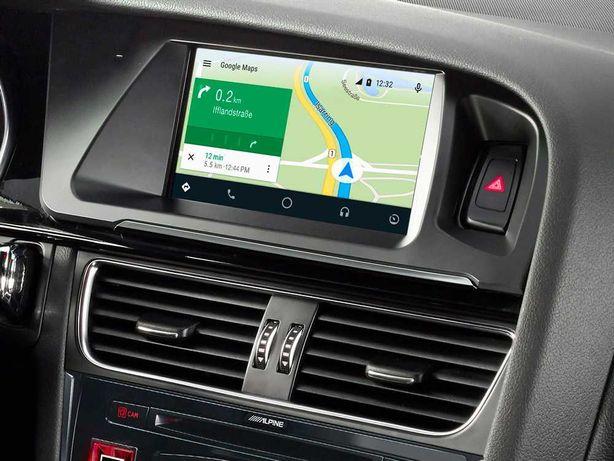 SD USB update harti, activare APP CONNECT Android VIM VW, Skoda, Audi