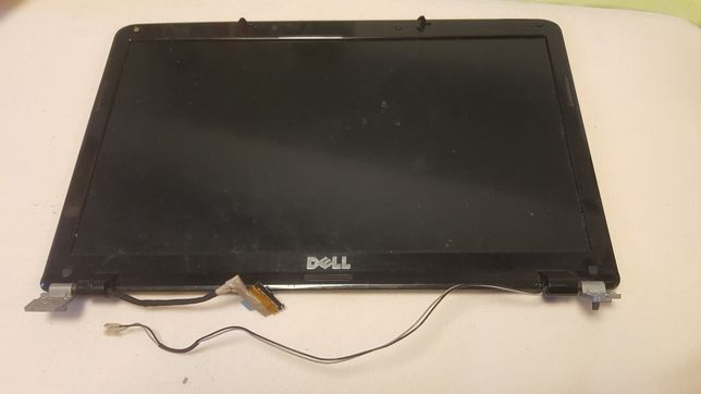 Monitor display  laptop dell