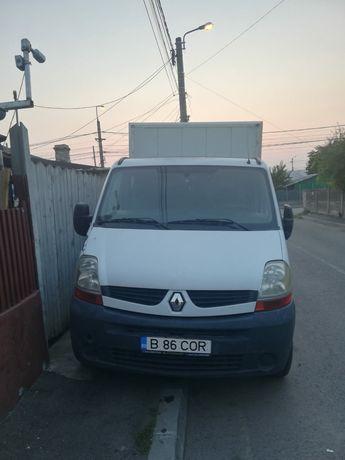 Renault Master 2007,7 locuri,sau schimb cu autoplatforma