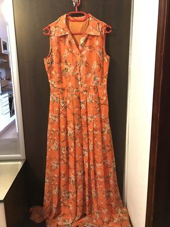 Нежное платье (шифон)