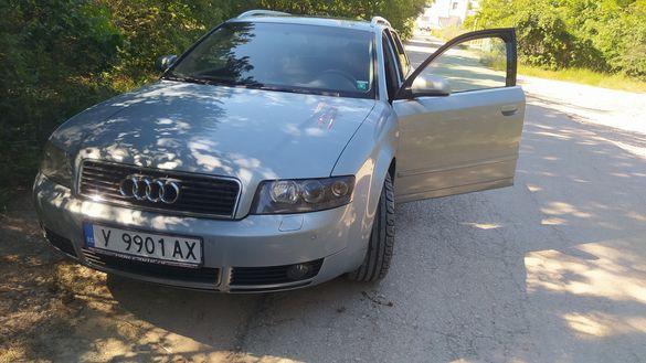 Audi A4 B6 ( Ауди а4 б6 ) 1.8Т 163 к.с.