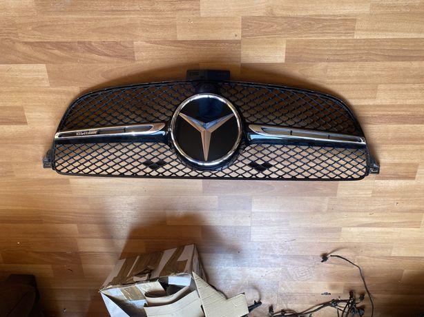 Grila AMG Bara Mercedes Gle Coupe w292