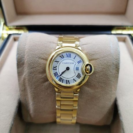 Cartier balonBleu Lady collection
