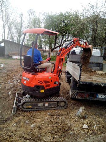 Mini excavator Xiniu