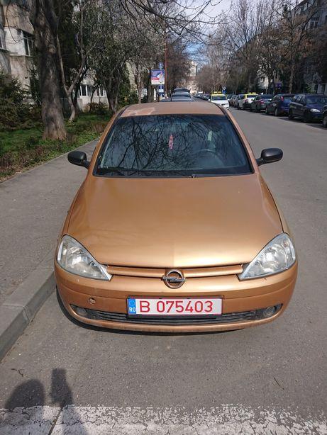 Dezmebrez Opel Corsa C 1,7dti