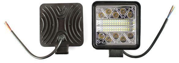 Работна лампа лед 3030LED (24 Led + 10 Led) 12-80V