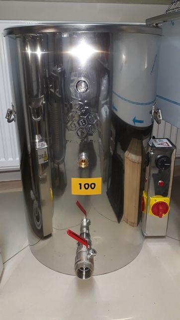 Decristalizator electric cu pereti dubli cu apa 100kg
