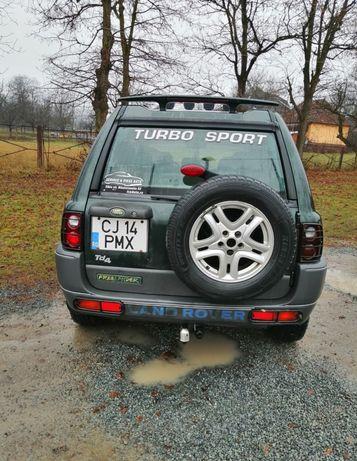 Vand Land Rover 4×4 td4