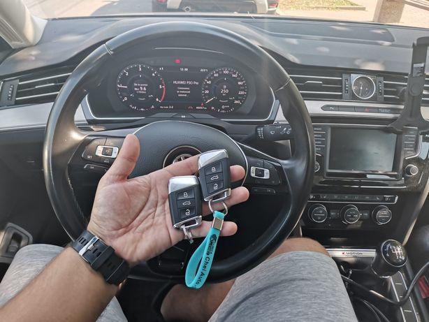 Chei Auto Cu Cip - Deblocari Auto Fara Daune (Deblocare Auto - Masini)