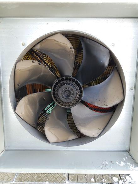 Промишлени немски Вентилатори Ziehl-Abegg с ел. мотор 0.90 kw.