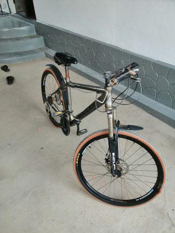 Велосипед жақсы сақталған және жақсы қаралған
