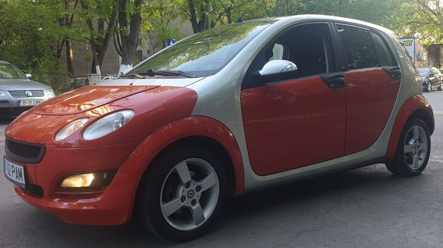 Smart fourfour stare perfecta 109500km reali