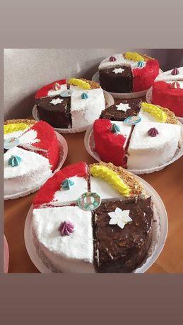 Торт микс на 8 августа