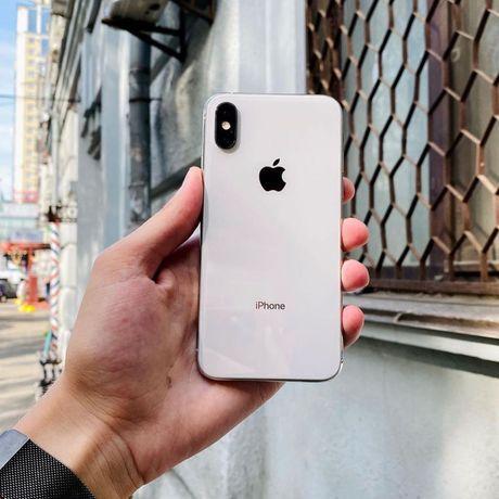iPhone XS 256GB Silver Серебристый Серебро