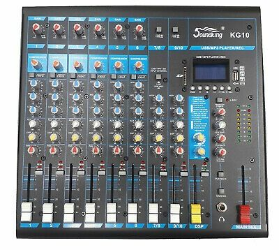 Микшерный пульт Soundking KG10