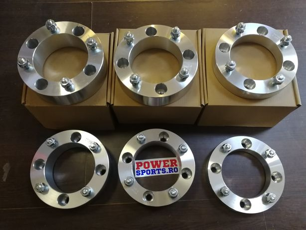 Distantiere ATV Can Am Flanse Canam 4x136 Renegade Outlander BRP Solid