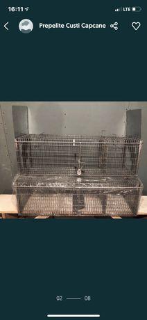 Capcana dihori,pisici,etc cu doua intrari/ 100 cm Conditie: Produs nou