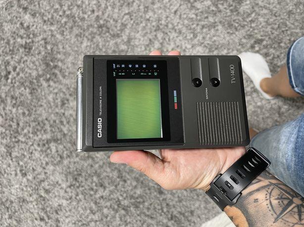 TV-1400 Casio Vintage