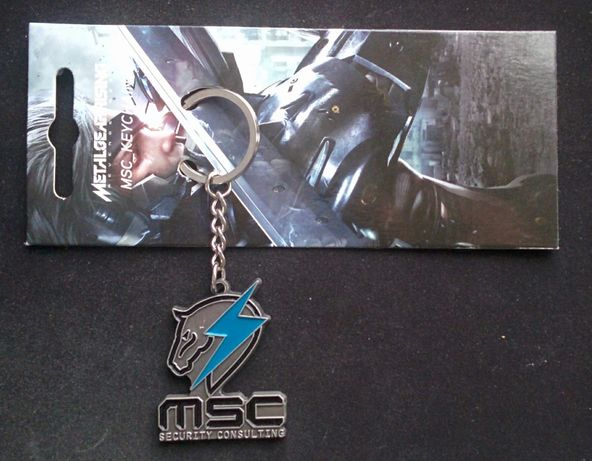 Breloc Metal Gear Rising Revengeance