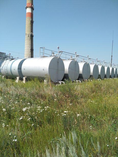 Нефтебаза в г. Костанай