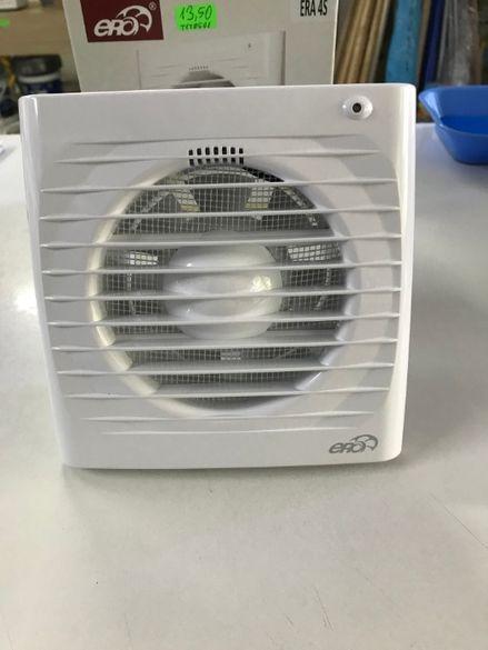 Вентилатор /ERA 4S/ Ф100 с мрежа