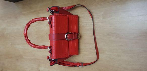 Чанта Silvia Hatch