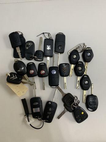 Chei Mazda, Land Rover, Peaugeot, Fiat, Mercedes, Alfa romeo, Bmw etc
