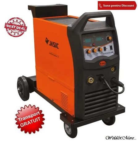 JASIC MIG 350(N293) - Aparat de sudura Industrial MIG-MAG/TIG/MMA