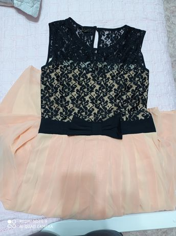 Платье в пол классное