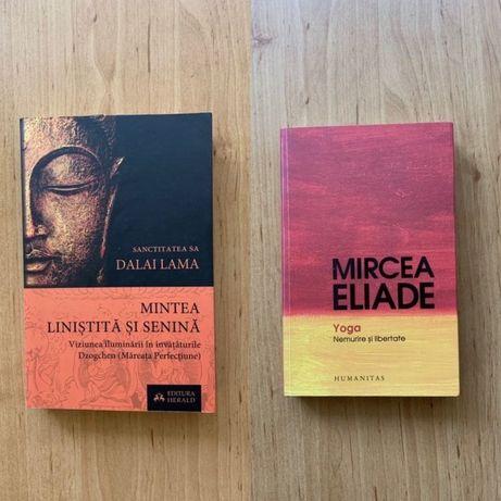 Carte Mircea Eliade -yoga , Dalai Lama