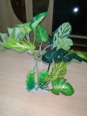 Искусственное растение (композиция)